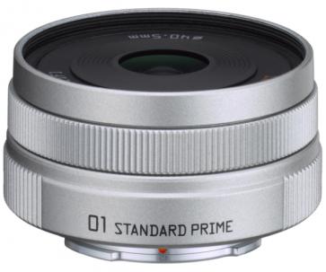 Obiectiv Foto Pentax 01 Standard Prime 8.5mm F1.9 AL (IF)