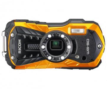 Aparat foto compact Ricoh WG-50 Orange