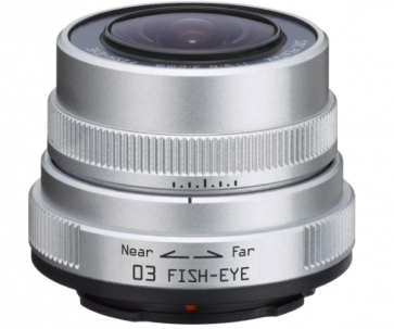 Obiectiv Foto Pentax 03 Fish-Eye 3.2mm F5.6