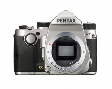 Aparat foto DSLR Pentax KP body-Silver