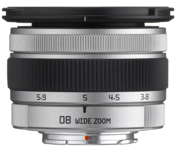 Obiectiv Foto Pentax 08 Wide Zoom