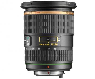 Obiectiv Foto SMC Pentax-DA* 16-50mm F2.8 ED AL [IF] SDM