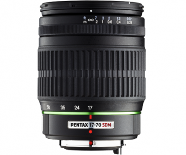 Obiectiv Foto SMC Pentax DA 17-70mm F4 AL (IF) SDM
