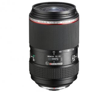 Obiectiv HD PENTAX-DA645 28-45mm F4.5ED AW SR