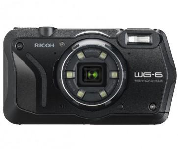 Aparat foto compact Ricoh WG-6 Black
