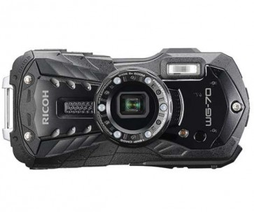Aparat foto compact Ricoh WG-70 Black