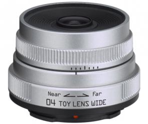 Obiectiv Foto Pentax 04 Toy Lens Wide 6.3mm F7.1