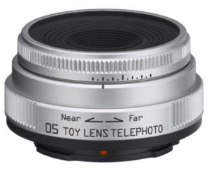 Obiectiv Foto Pentax 05 Toy Lens Telephoto 18mm F8