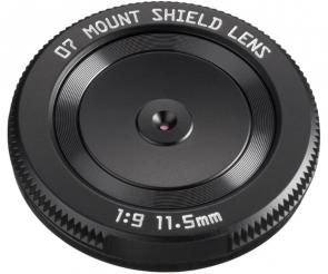 Obiectiv Foto Pentax  07 Mount Shield Lens 11.5mm F9