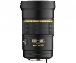 Obiectiv Foto SMC Pentax DA* 200mm F2.8 ED (IF) SDM