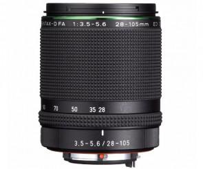 Obiectiv Foto HD Pentax-D FA 28-105mm F3.5-5.6 ED DC WR