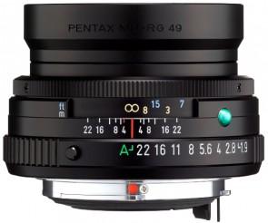 Obiectiv foto HD Pentax-FA 43mm F1.9 ED Limited Black