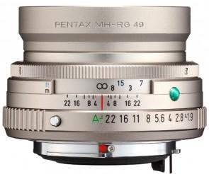 Obiectiv foto HD Pentax-FA 43mm F1.9 ED Limited Silver