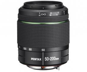 Obiectiv Foto SMC Pentax-DA 50-200mm F4-5.6 ED WR