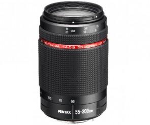 Obiectiv Foto HD Pentax-DA 55-300mm F4-5.8 ED WR