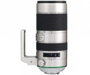 Obiectiv Foto HD Pentax-D FA* 70-200mm F2.8 ED DC AW Silver Edition