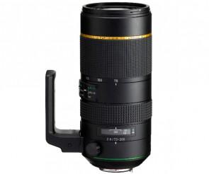 Obiectiv Foto HD Pentax-D FA* 70-200mm F2.8 ED DC AW