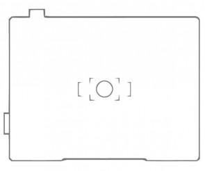 Focusing Screen Pentax DK-80