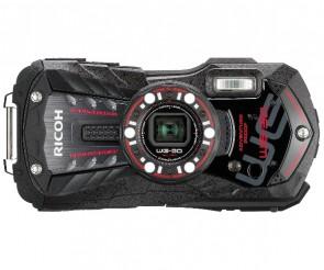 Aparat foto compact Ricoh WG-30 Ebony Black