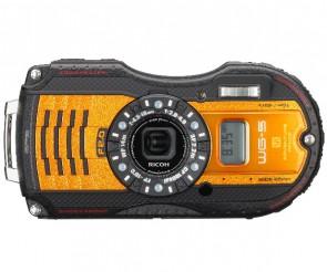Aparat foto compact Ricoh WG-5 GPS Orange