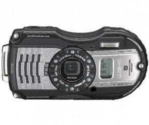 Aparat foto compact Ricoh WG-5 GPS Gun Metallic