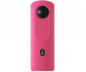 Aparat foto compact Ricoh Theta SC2 Pink