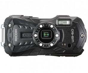 Aparat foto compact Ricoh WG-60 Black