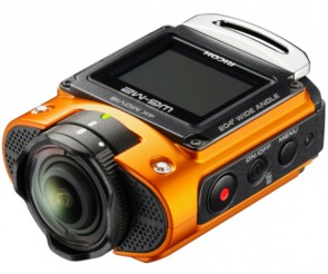 Camera Digitala Ricoh WG-M2 Orange